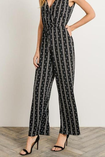 MARIA OPEN BACK JUMPSUIT