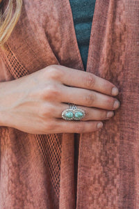 JASI STONE FASHION RING