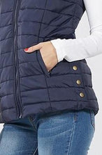 TAYLOR QUILTED VEST