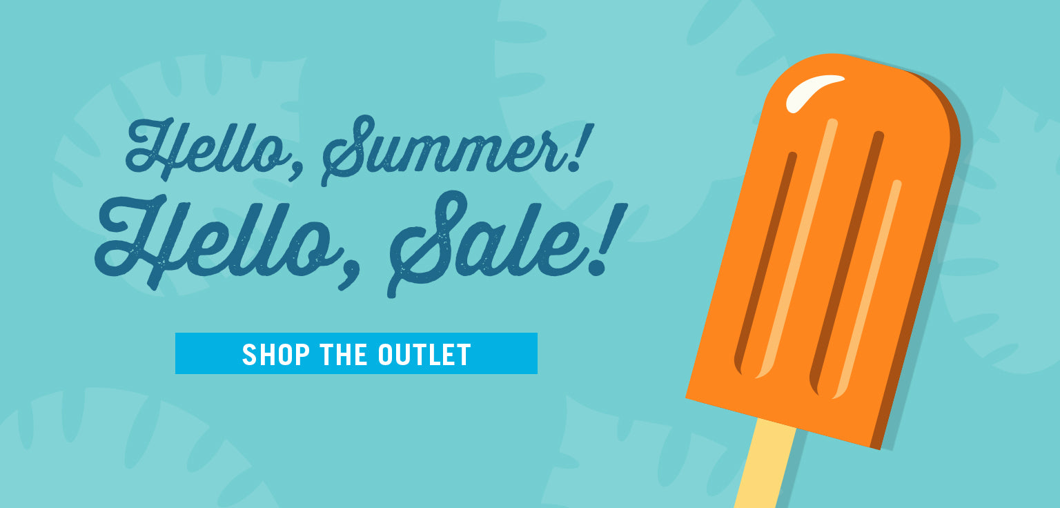 Hello, Summer! Hello, Sale!