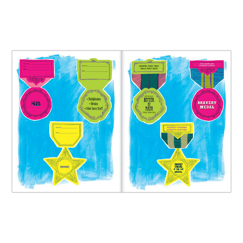 Knock Knock Big Book of Awards for Kids