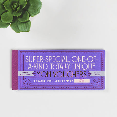 Fill in the Love® Mom Vouchers