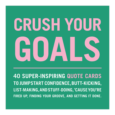 Crush Your Goals Inner-Truth® Deck