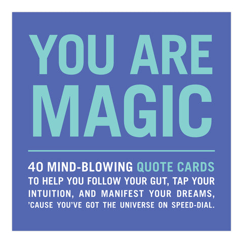 Knock Knock You Are Magic Inner-Truth® Deck
