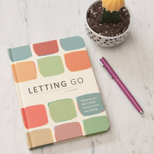 Letting Go Journal by Knock Knock Letting Go Journal | Knock Knock JournalsJournals