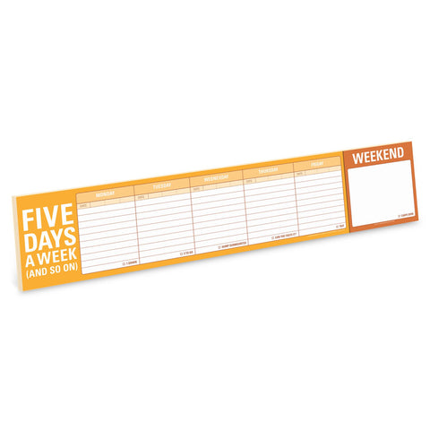 Knock Knock Five Days a Week Keyboard Pad