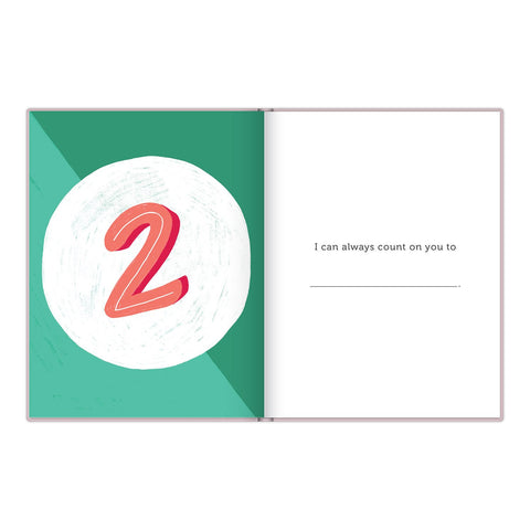 Em & Friends Reasons You're My BFF Fill in the Love® Book