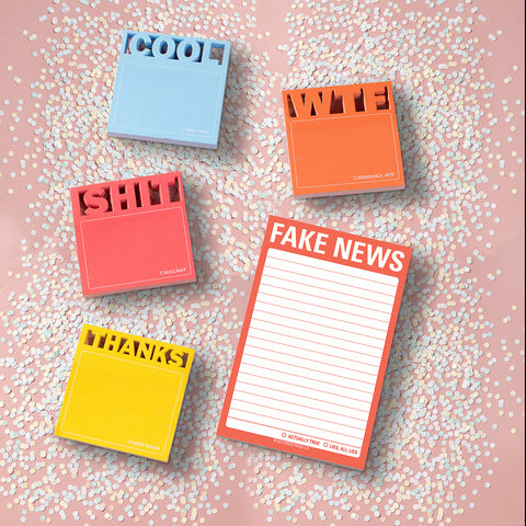 Fake News Great Big Sticky Notes