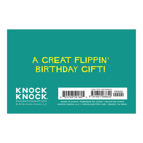 Knock Knock Happy Birthday! Flipbook