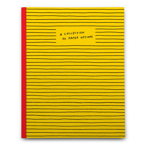 Plumb Collection of Paper Options by Jason Polan