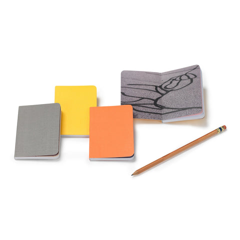 Plumb Notebooks Pocket Notebooks by Ed Panar