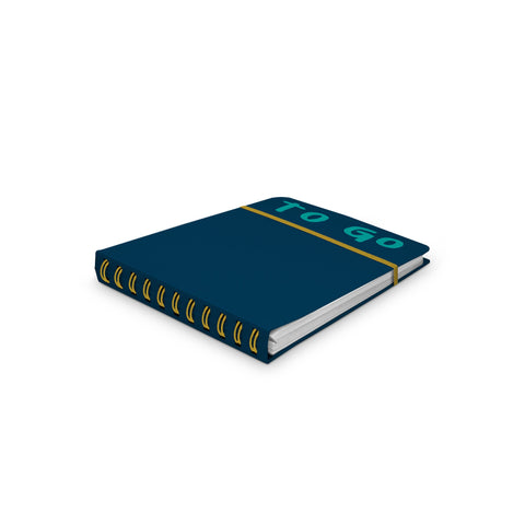 Plumb Notebooks To Go Notebook | KnockKnockStuff.com