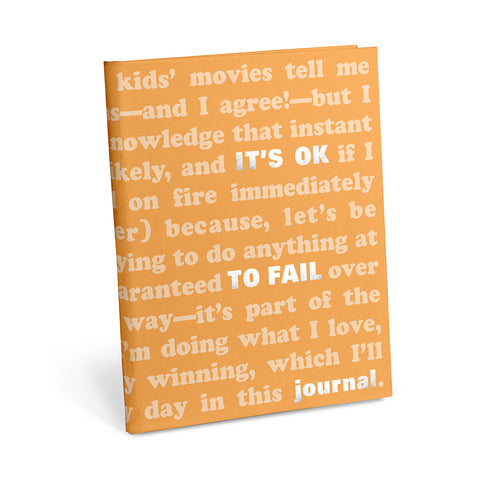 It's OK to Fail Journal