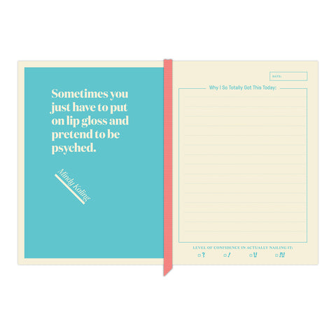 I So Totally Got This Inner-Truth® Journal (Ombre Edition)
