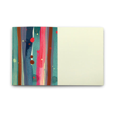 Plumb Notebooks Stripe Book (Large)