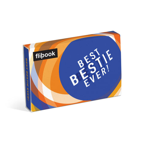 Knock Knock Best Bestie Ever Flipbook