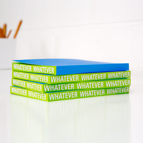 Knock Knock Whatever Edge Notebook