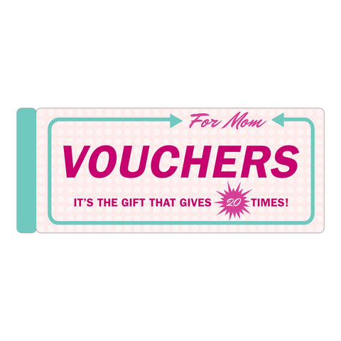 Knock Knock Vouchers for Moms