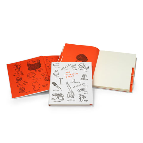 The Collecting Book by Jason Polan for Plumb