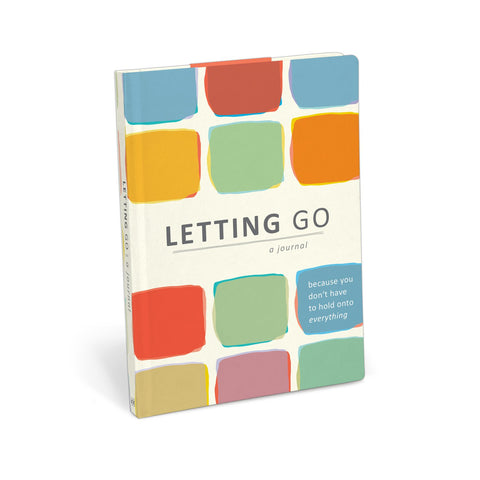 Knock Knock Letting Go Journal