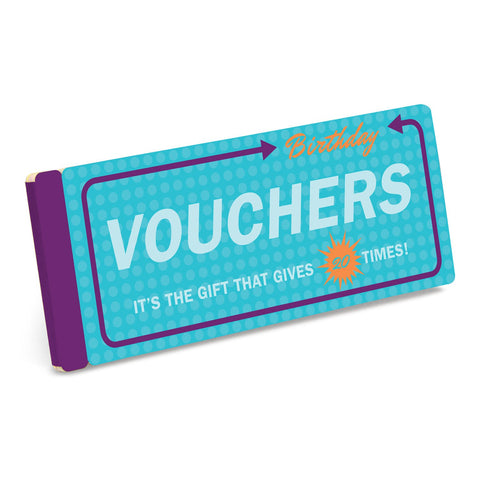 Knock Knock Birthday Vouchers