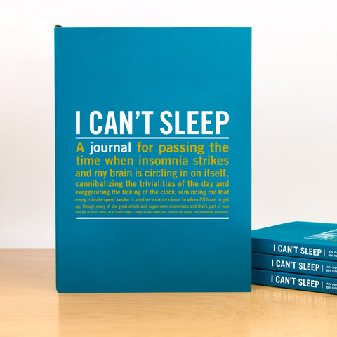 Knock Knock I Can't Sleep Inner-Truth Guided Journal