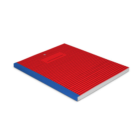 Plumb Notebooks Red Paper Options (Large) | Free Ship $35+