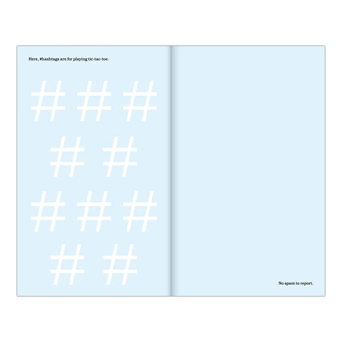 Knock Knock Anti-Social Networking Journal