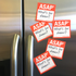 Knock Knock ASAP Sticky Notes