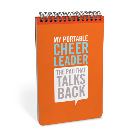 Knock Knock Portable Cheerleader Personality Pad