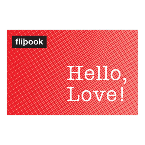 Knock Knock Hello, Love! Flipbook