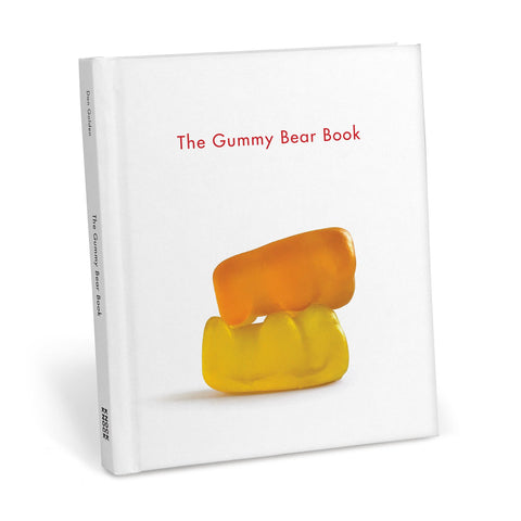 The Gummy Bear Book by Dan Golden