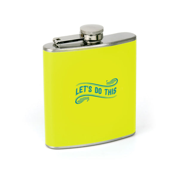 Knock Knock Let's Do This Flask