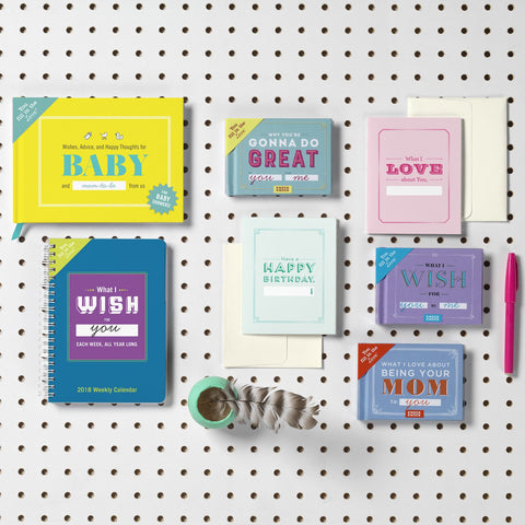 Knock Knock Fill in the Love Collection Fill-in Gift Books & Card Booklets