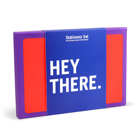 Knock Knock Hey There. Stationery Set