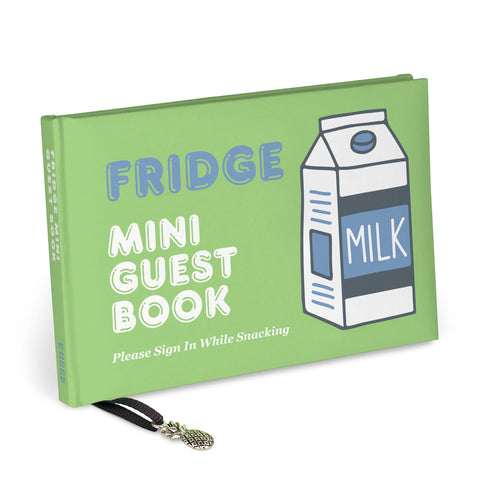 Knock Knock Fridge Mini Guest Book