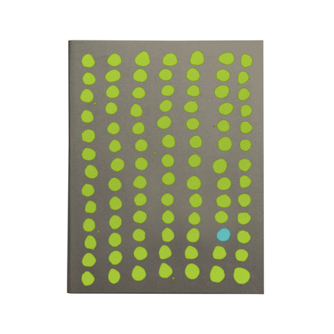 Plumb Notebooks Multi Dots Notebook (Small)