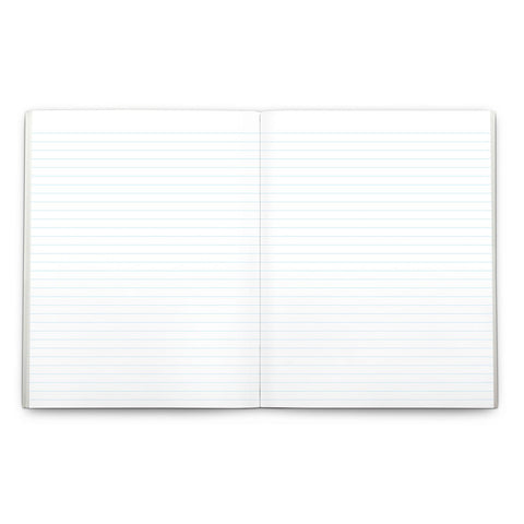 Plumb Notebooks Silver Punch Out Notebook