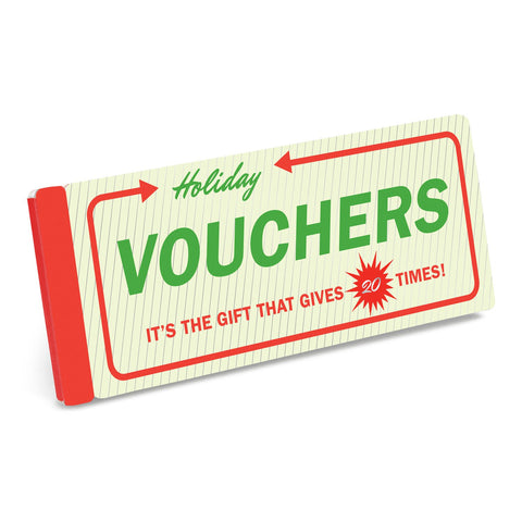 Knock Knock Holiday Vouchers