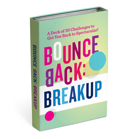 The Bounce Back Stack: A Deck of 30 Challenges to Get You Back to Spectacular
