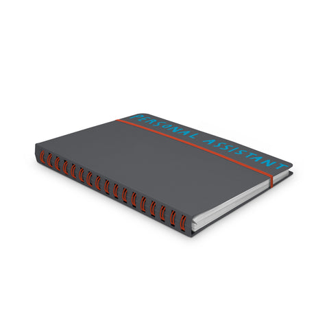Plumb Notebooks Personal Assistant Notebook | KnockKnockStuff.com