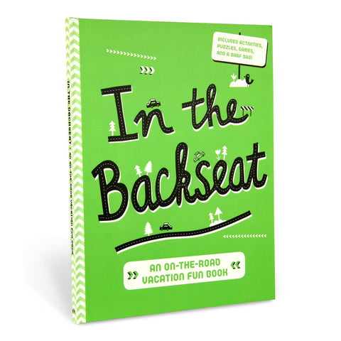 Knock Knock In the Backseat: An On-the-Road Vacation Fun Book