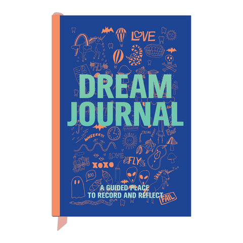 Knock Knock Dream Journal Cover Redesign 2017