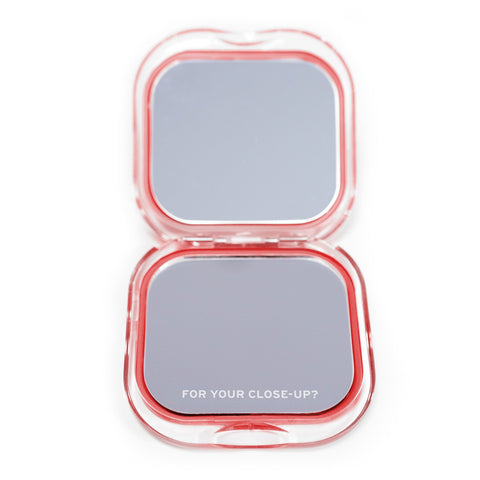 Knock Knock Are You Ready (For Your Close-Up?) Compact