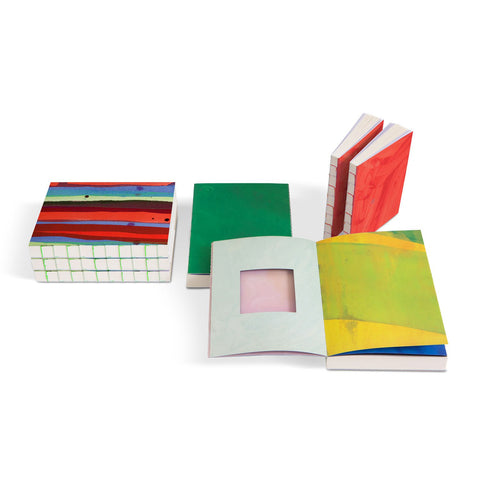 Plumb Notebooks Stitched Collection | KnockKnockStuff.com