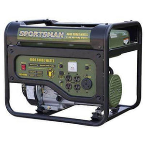Sportsman gas-powered generator