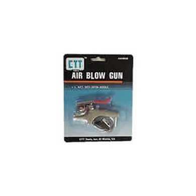 1-Air Blow Gun 1/4 NPT with Tip-air inflators-Tool Mart Inc.