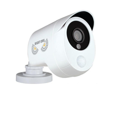 1080p Wired Smart Infrared Detection Standard Surveillance Camera Damagd Box-detectors, alarms, & radios-Tool Mart Inc.