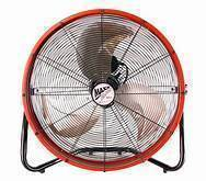 "24"" Barrel Fan *Factory Serviced*-fans, cooling, & heating-Tool Mart Inc."