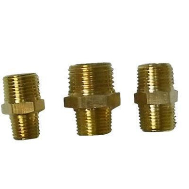 3 PC. Brass Connector Set-air tool accessories-Tool Mart Inc.